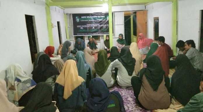Usai Gelar Pelatihan Menulis Berita, LAPMI HMI Tarbiyah Diharap Langsung Praktek