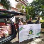 Dewan Eksekutif Mahasiswa (DEMA) Fakultas Tarbiyah dan Keguruan UIN Alauddin Makassar, Kembali Membagikan Sembako
