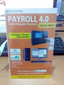 software payroll, software absensi