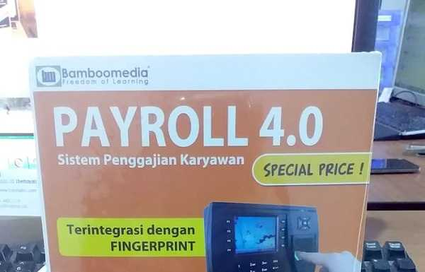 software payroll, software absensi