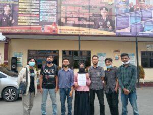 Diduga Lakukan Kekerasan, Mahasiswa Tarbiyah Polisikan Wadek III FTK