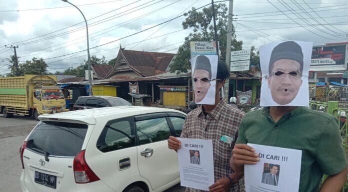 DEMA FTK UIN Alauddin Makassar Kembali Lakukan Aksi Lanjutan Terkait Kekerasan Wakil Dekan III Fakultas Tarbiyah Kepada Ketua Lembaga Kemahasiswaan
