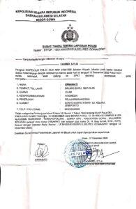 DEMA FTK : Mendesak Kapolres Gowa untuk Mengusut Tuntas kasus Wakil Dekan III FTK UINAM