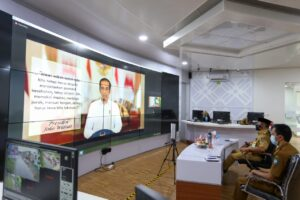 Peace room A'Kio Gowa