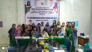 Vasilitas Akreditasi Istitusi Secara Online Dilaksanakan Oleh Stai DDI Makassar